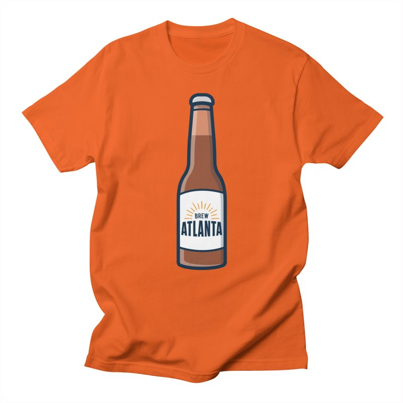 Brew Atlanta Women's Regular Unisex T-Shirt by
