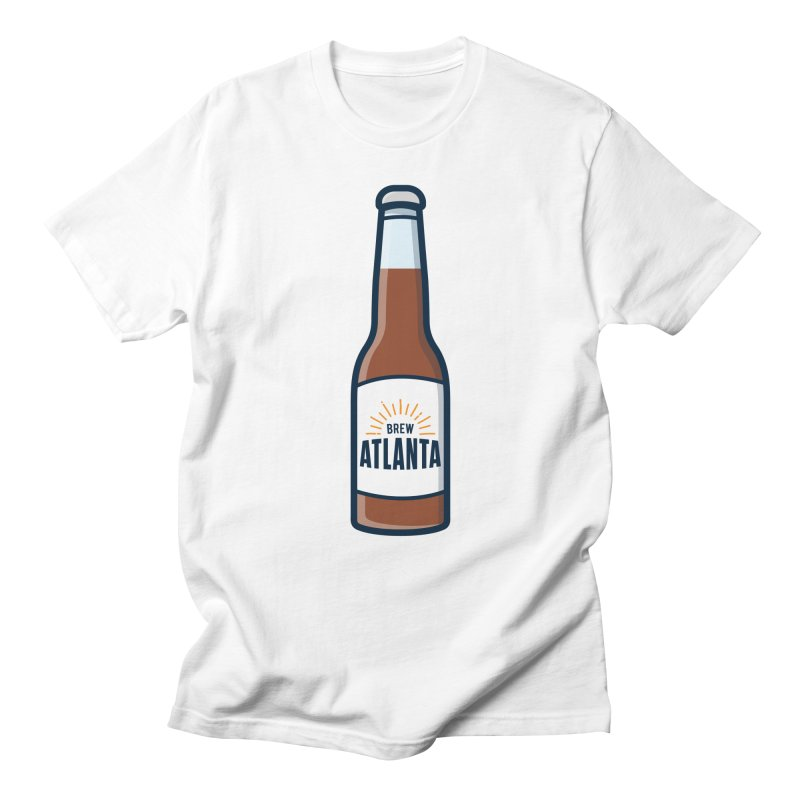 Brew Atlanta Women's Regular Unisex T-Shirt by