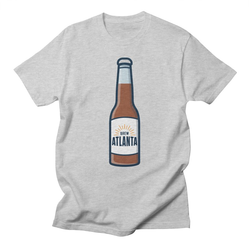 Brew Atlanta Men's Regular T-Shirt by