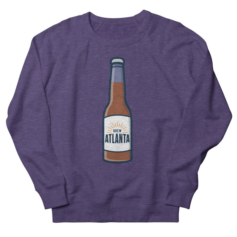 Brew Atlanta Men's French Terry Sweatshirt by