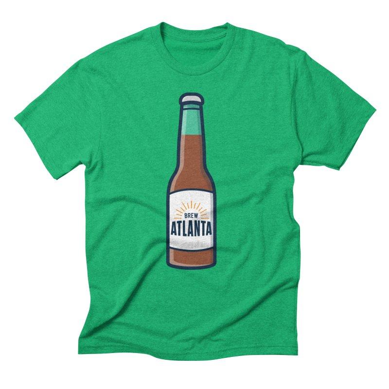 Brew Atlanta Men's Triblend T-Shirt by