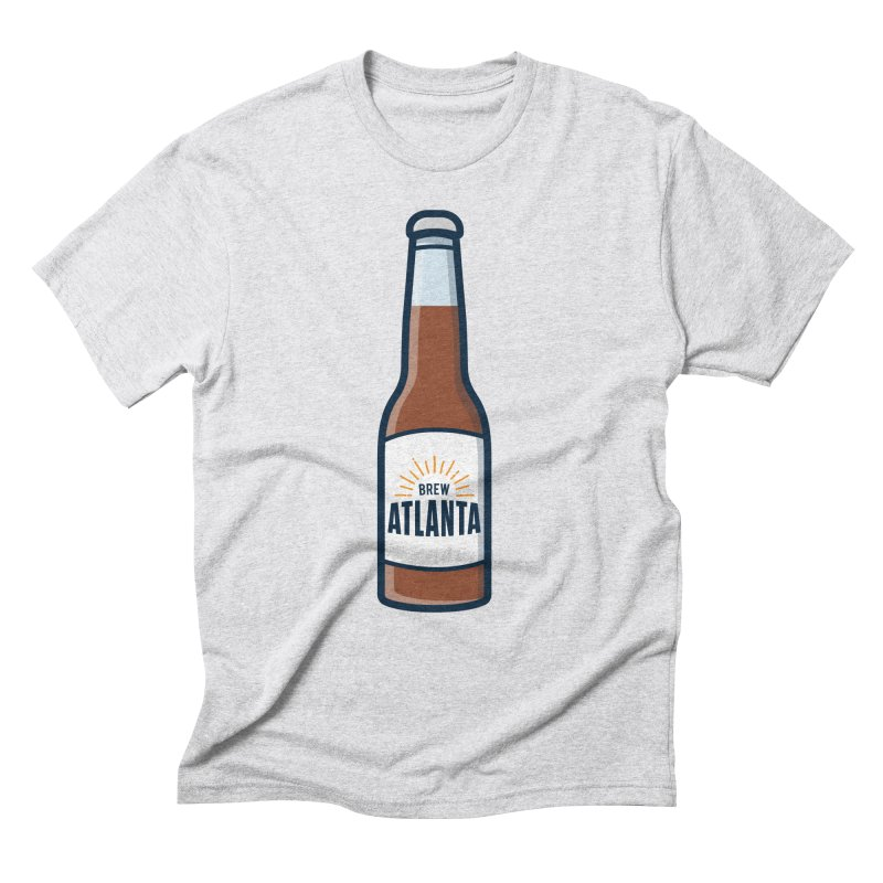 Brew Atlanta Men's Triblend T-Shirt by