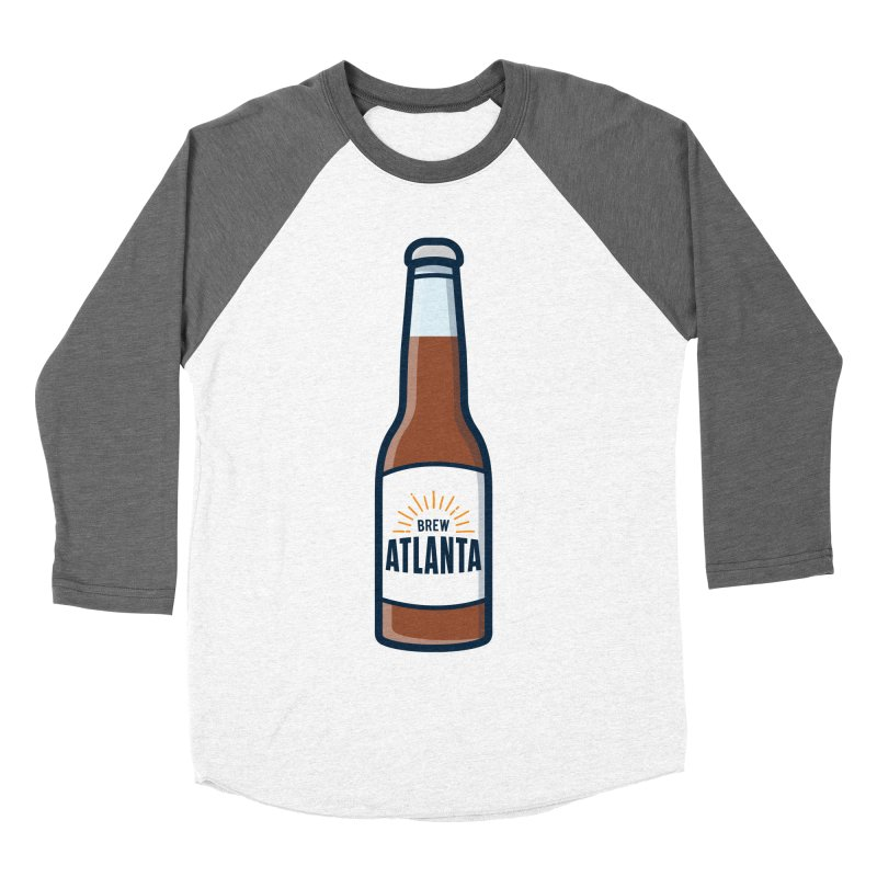 Brew Atlanta Women's Baseball Triblend Longsleeve T-Shirt by