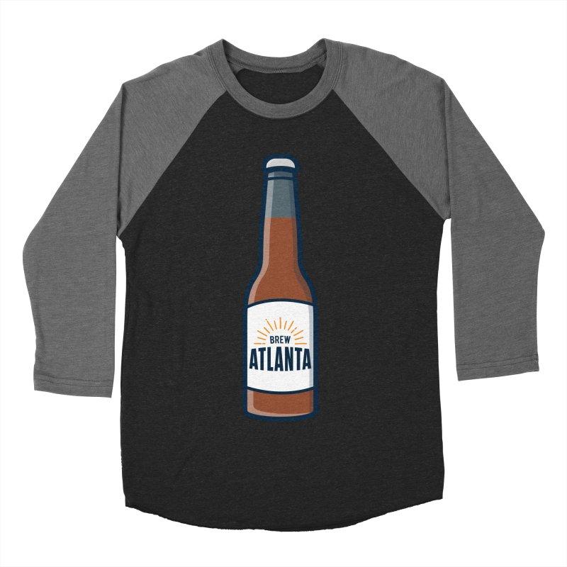 Brew Atlanta Women's Baseball Triblend Longsleeve T-Shirt by