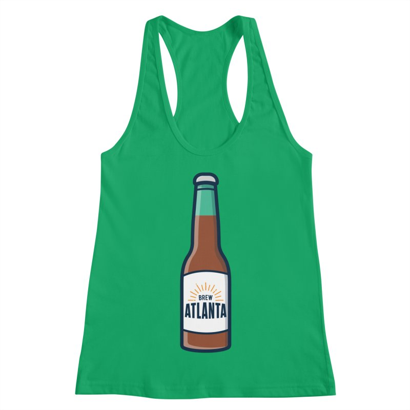 Brew Atlanta Women's Racerback Tank by