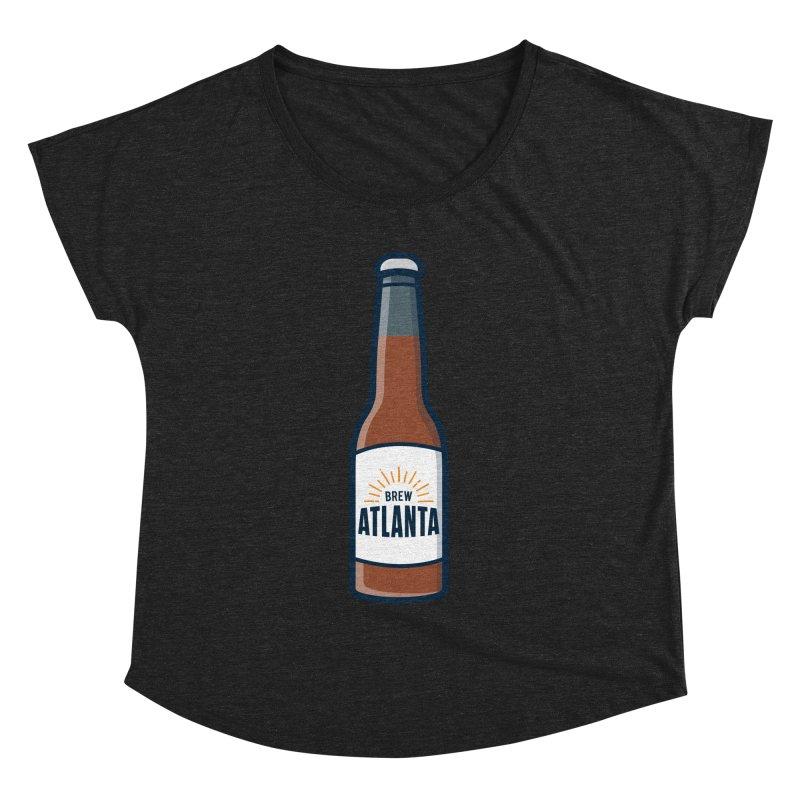Brew Atlanta Women's Dolman Scoop Neck by