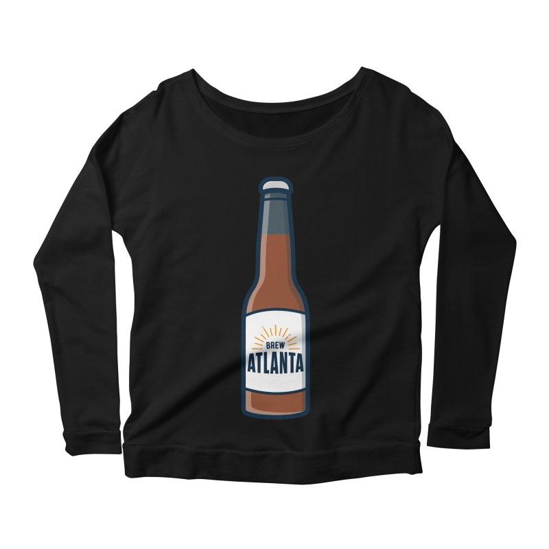Brew Atlanta Women's Scoop Neck Longsleeve T-Shirt by