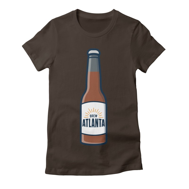 Brew Atlanta Women's Fitted T-Shirt by