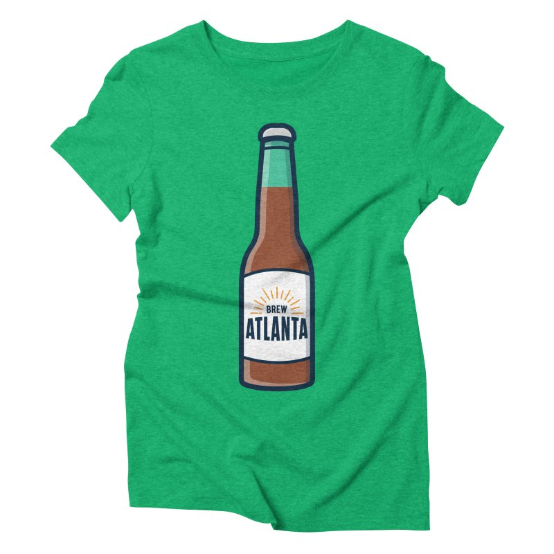 Brew Atlanta Women's Triblend T-Shirt by