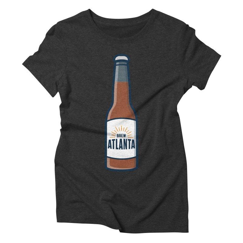 Brew Atlanta Women's Triblend T-Shirt by