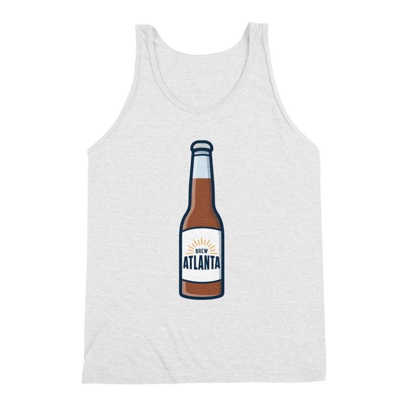 Brew Atlanta Men's Triblend Tank by