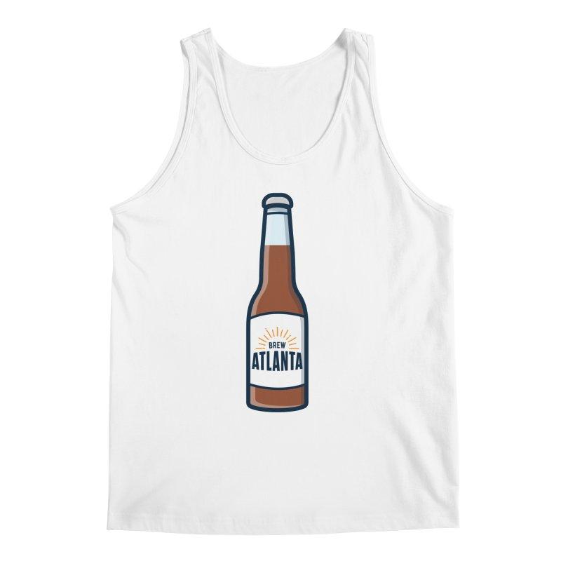 Brew Atlanta Men's Regular Tank by