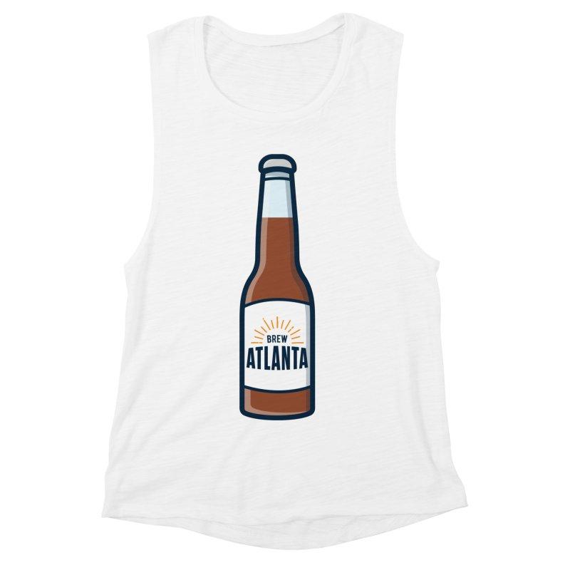 Brew Atlanta Women's Muscle Tank by