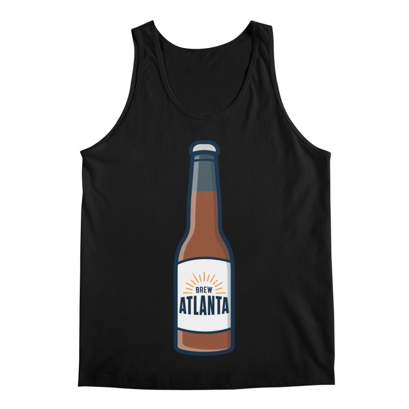 Brew Atlanta Men's Regular Tank by