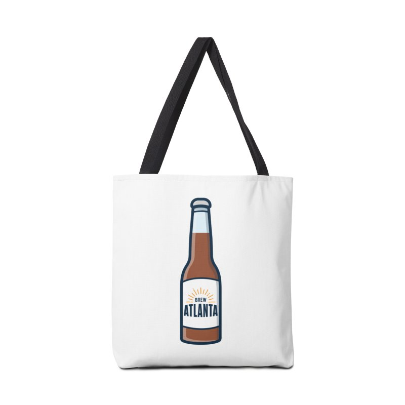 Brew Atlanta Accessories Tote Bag Bag by