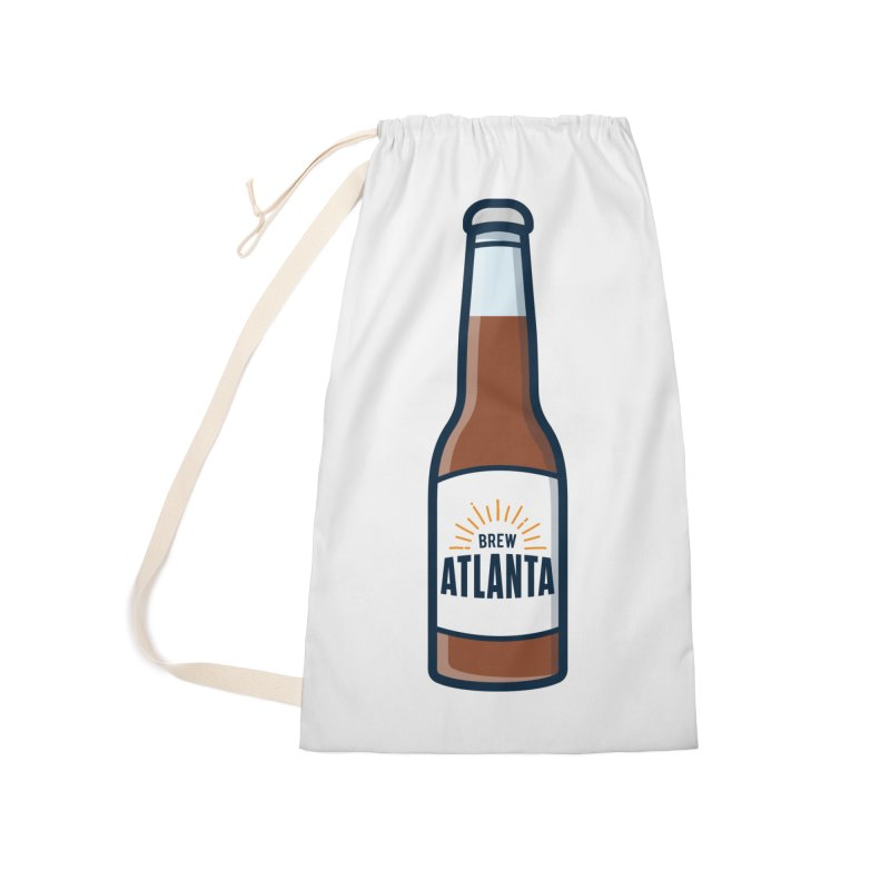 Brew Atlanta Accessories Laundry Bag Bag by