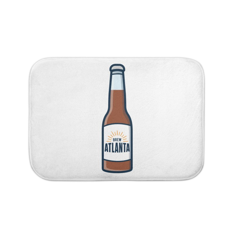 Brew Atlanta Home Bath Mat by