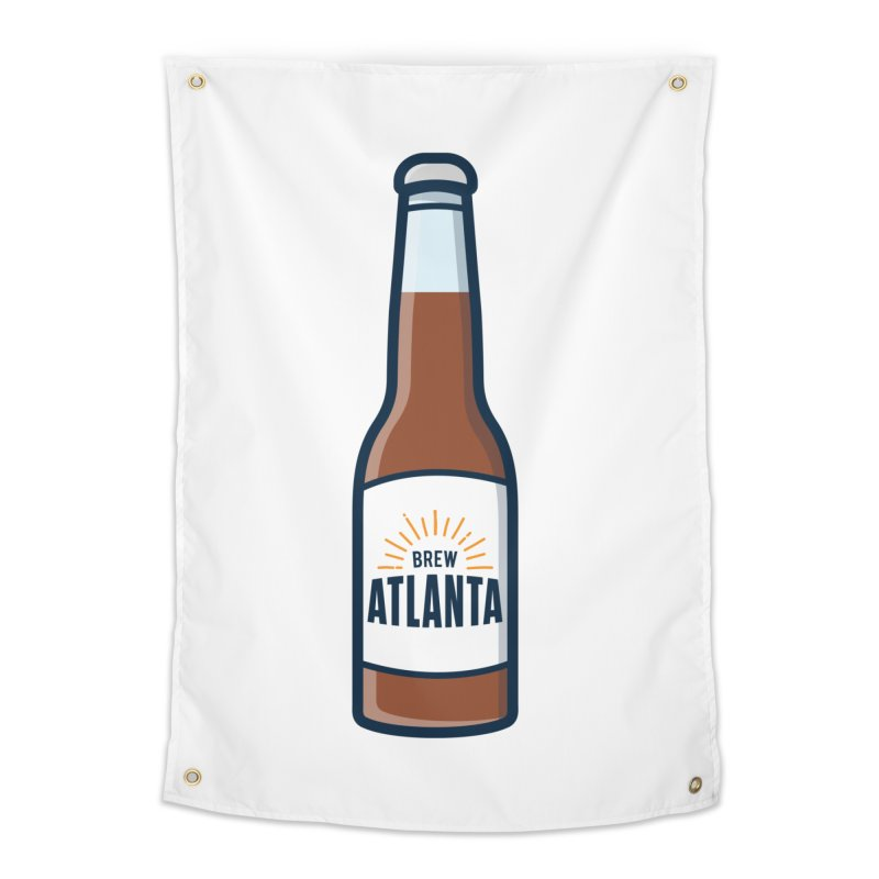 Brew Atlanta Home Tapestry by