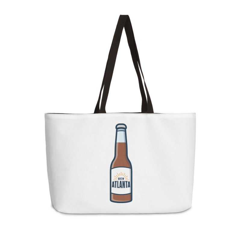 Brew Atlanta Accessories Weekender Bag Bag by
