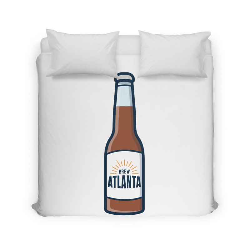 Brew Atlanta Home Duvet by