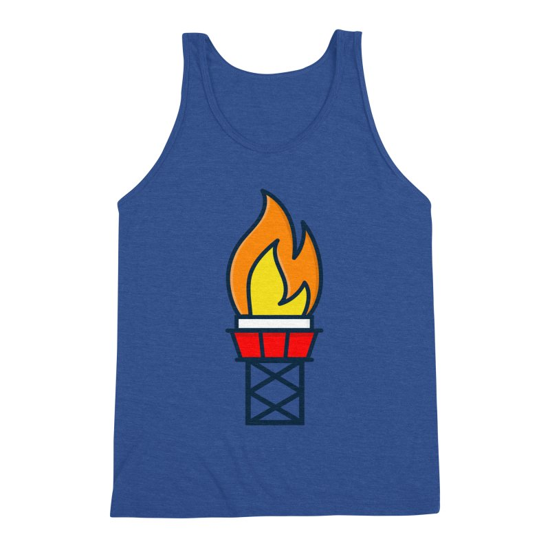 Olympic Torch Men's Tank by