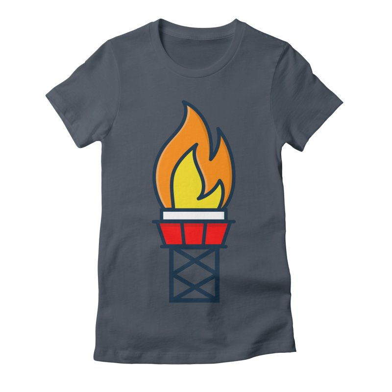 Olympic Torch Women's T-Shirt by