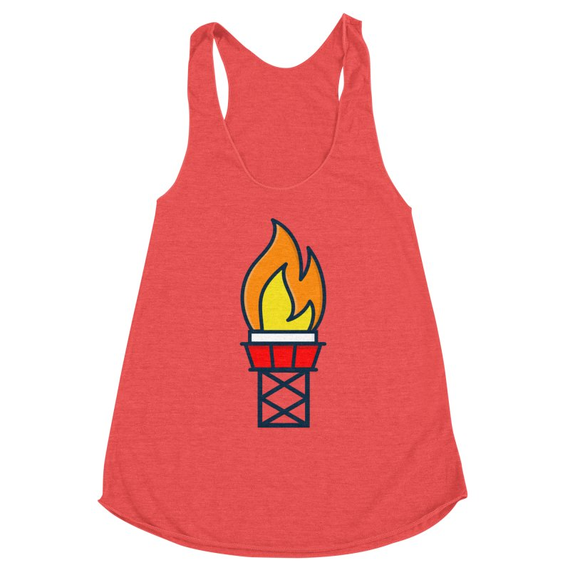 Olympic Torch Women's Tank by