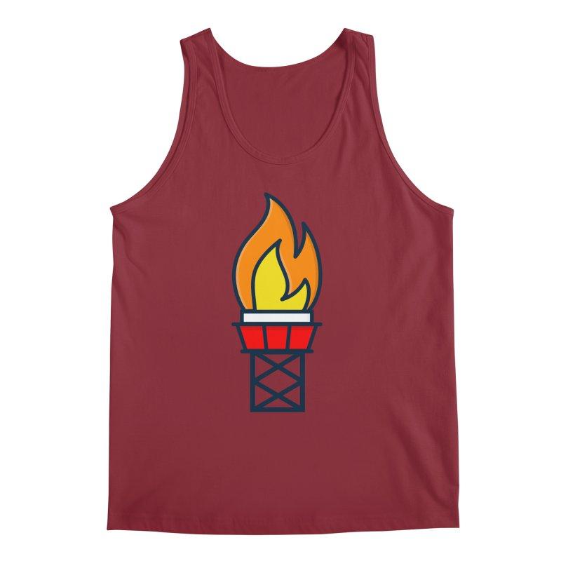 Olympic Torch Men's Regular Tank by