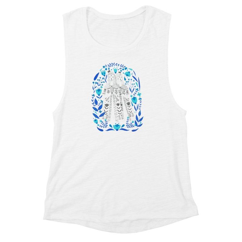 Fairytale Women's Muscle Tank by AnastasiaA's Shop