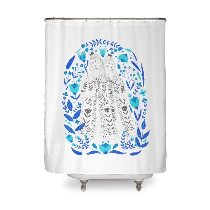 Fairytale Home Shower Curtain by AnastasiaA's Shop