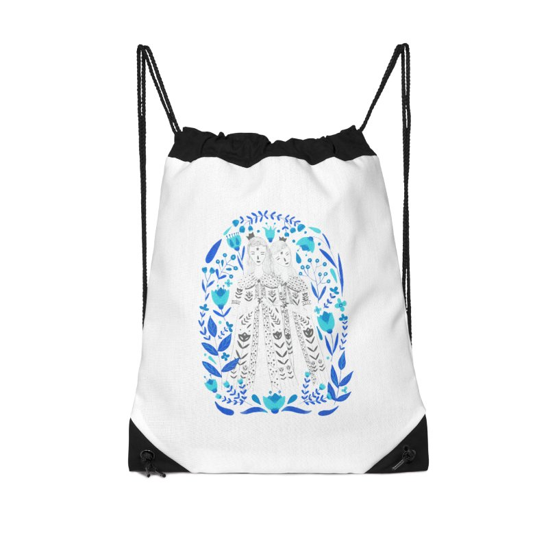 Fairytale Accessories Drawstring Bag Bag by AnastasiaA's Shop