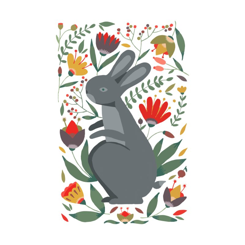 Bunny None  by AnastasiaA's Shop