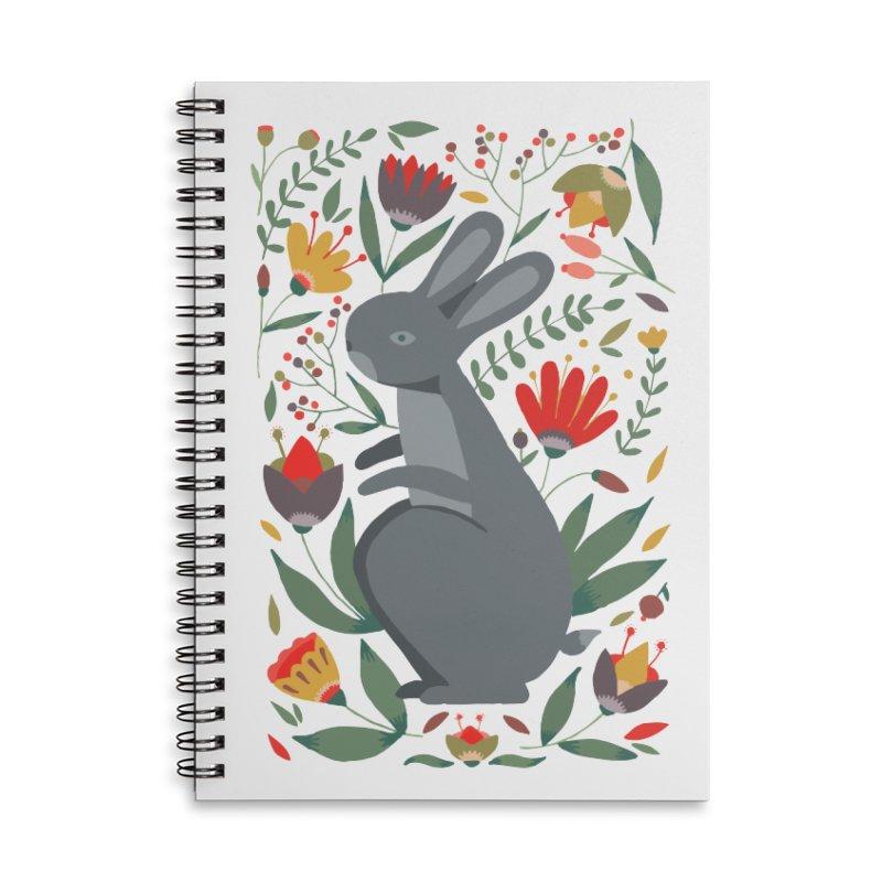 Bunny Accessories Notebook by AnastasiaA's Shop