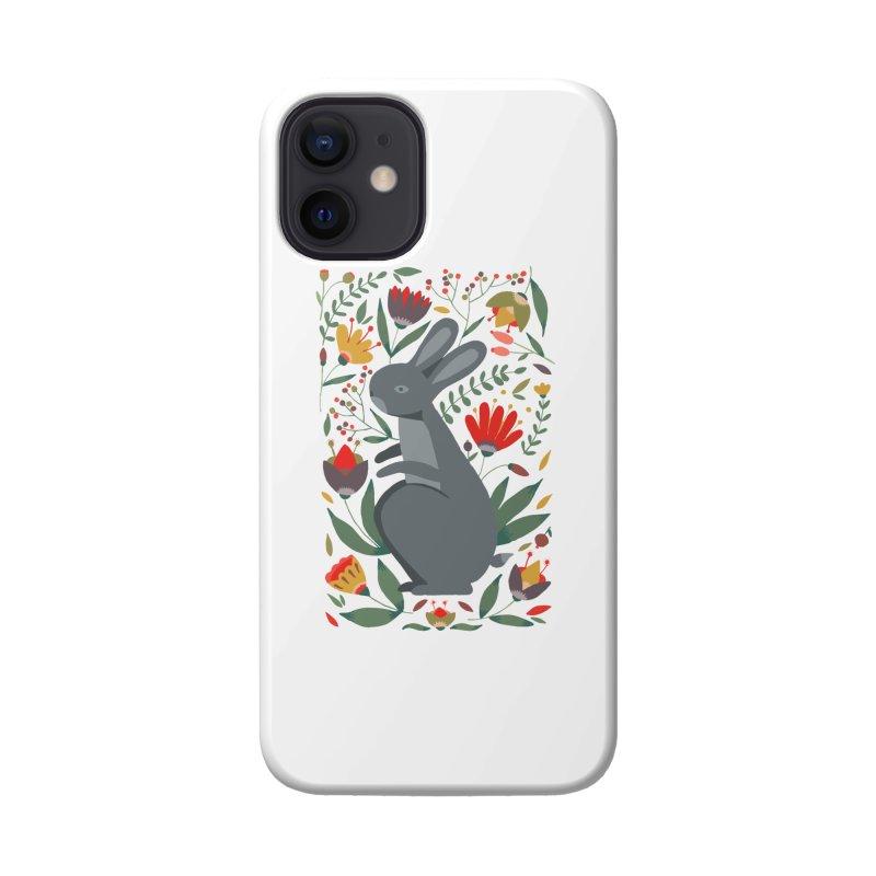 Bunny Accessories Phone Case by AnastasiaA's Shop
