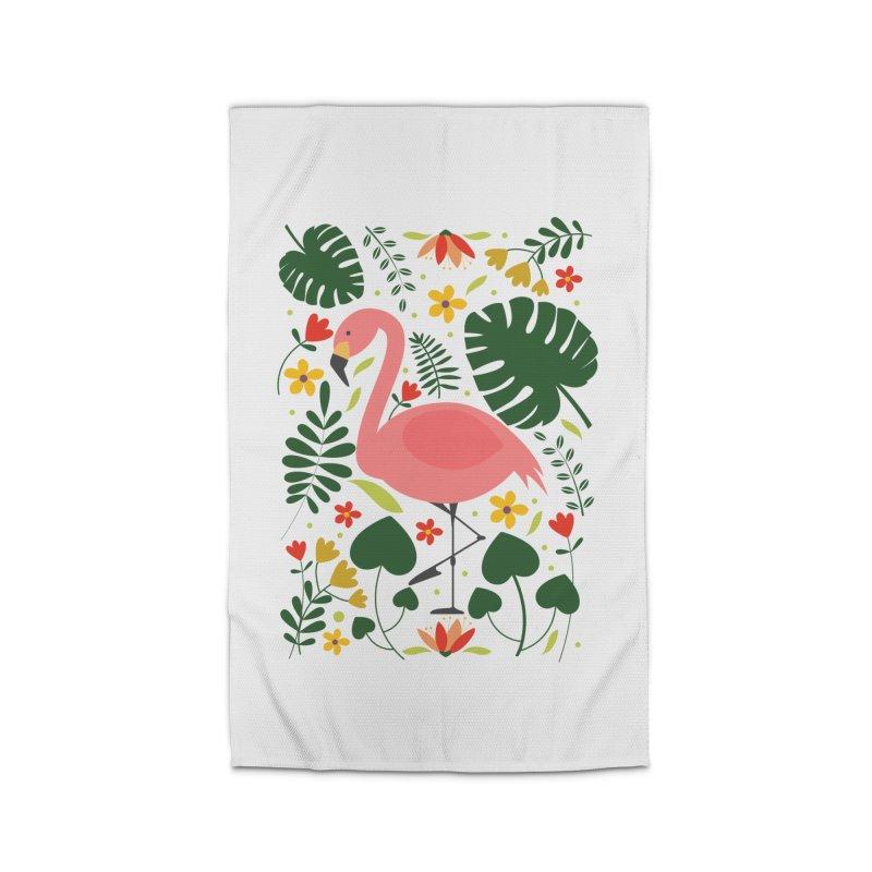 Flamingo Home Rug by AnastasiaA's Shop