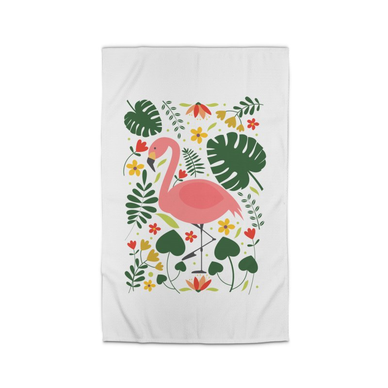 Flamingo Home Rug by AnastasiaA's Shop
