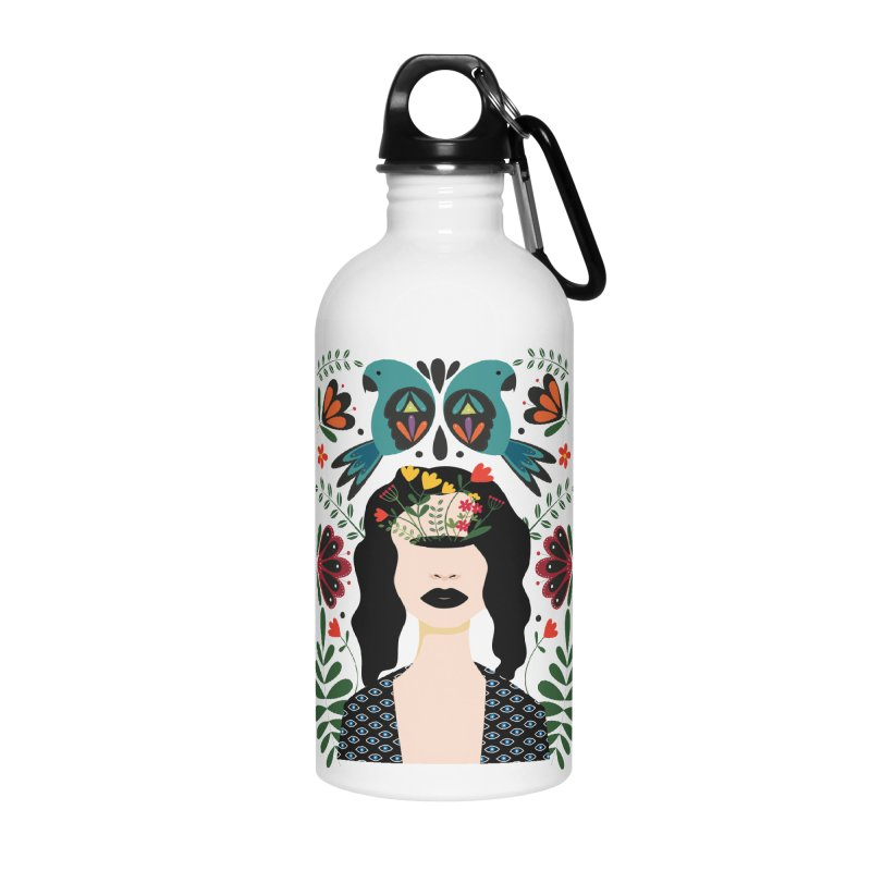 Spring Accessories Water Bottle by AnastasiaA's Shop