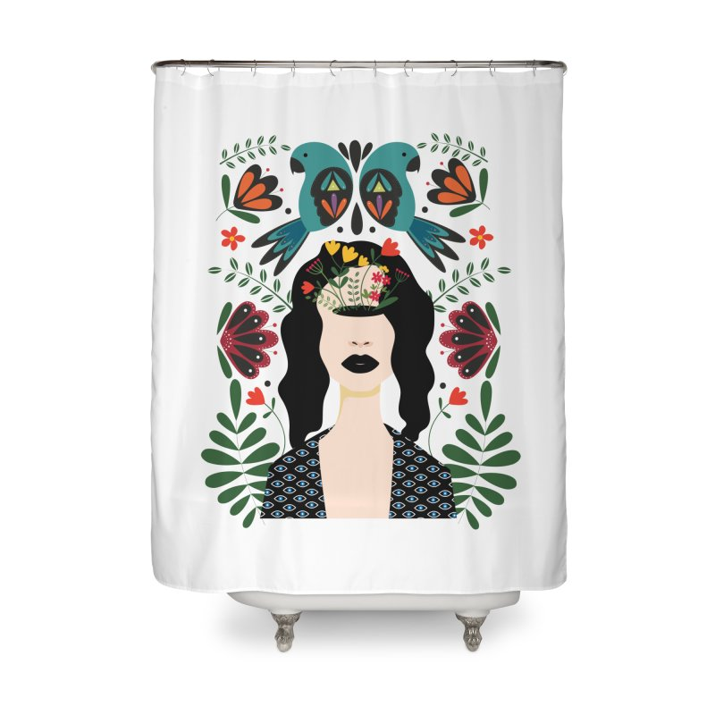 Spring Home Shower Curtain by AnastasiaA's Shop