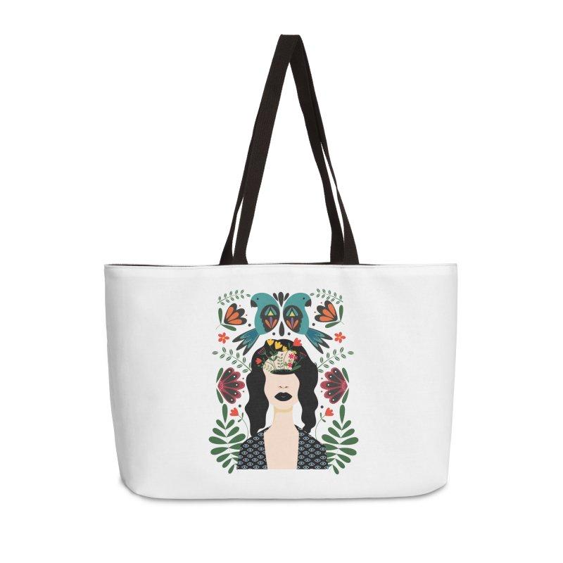 Spring Accessories Weekender Bag Bag by AnastasiaA's Shop