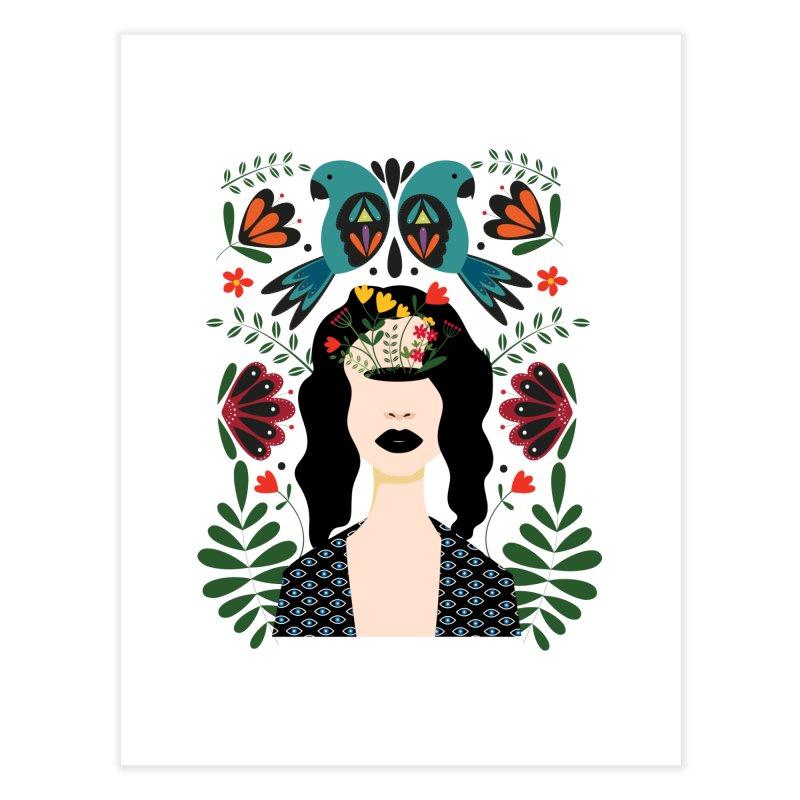 Spring Home Fine Art Print by AnastasiaA's Shop