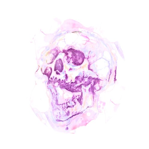 Design for Laughing Skull Cameo