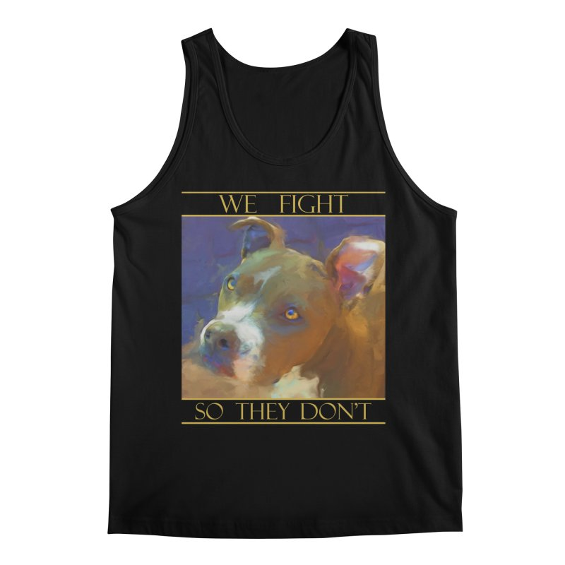 We fight, so they don't 2 Men's Regular Tank by Andy's Paw Prints Shop