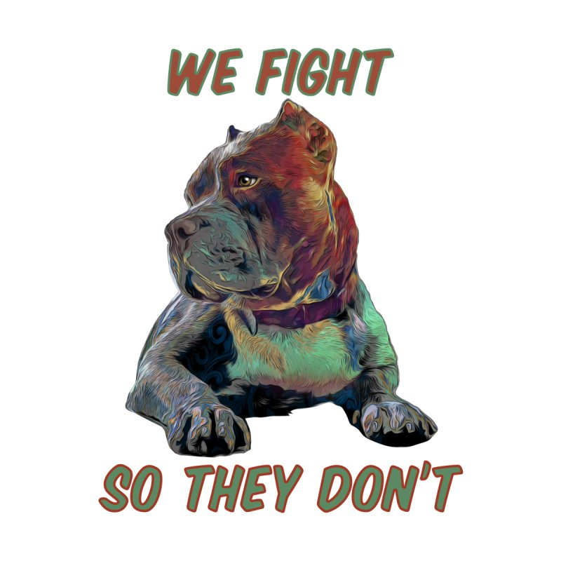 We fight, so they don't 3 Kids Pullover Hoody by Andy's Paw Prints Shop