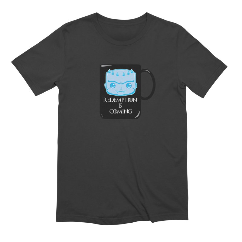 Redemption Is Coming Men's Extra Soft T-Shirt by AnimatedTdot's Artist Shop