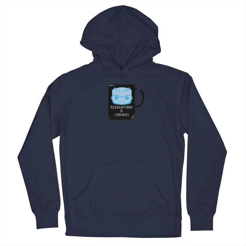 Redemption Is Coming Men's Pullover Hoody by AnimatedTdot's Artist Shop