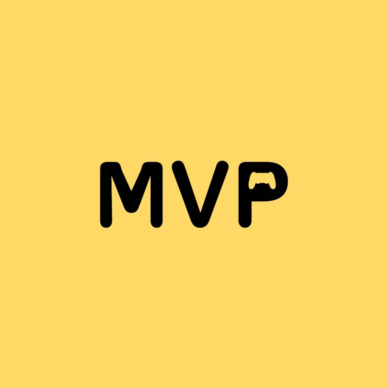 MVP by AnimatedTdot's Artist Shop