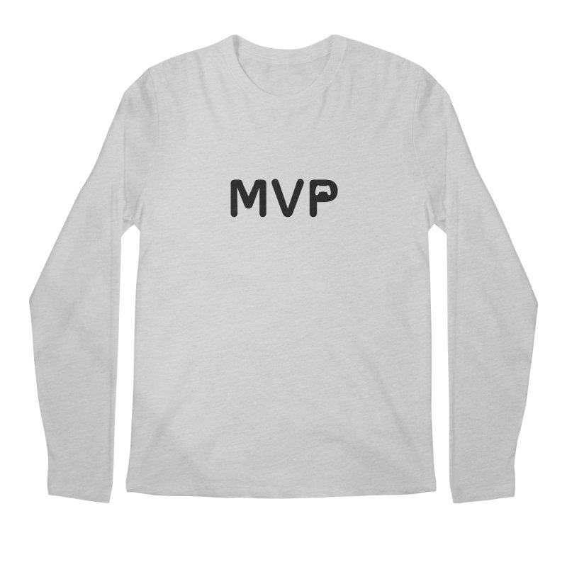MVP Men's Regular Longsleeve T-Shirt by AnimatedTdot's Artist Shop