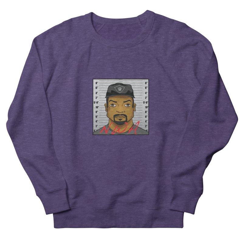 Ice Cube Nwa Mugshot Women's French Terry Sweatshirt by AnimatedTdot's Artist Shop
