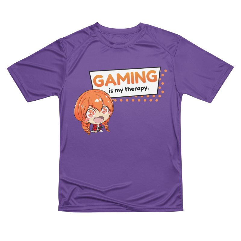 Gaming is my Therapy (Ki-Chan!) Women's T-Shirt by AnimeForHumanity's Shop