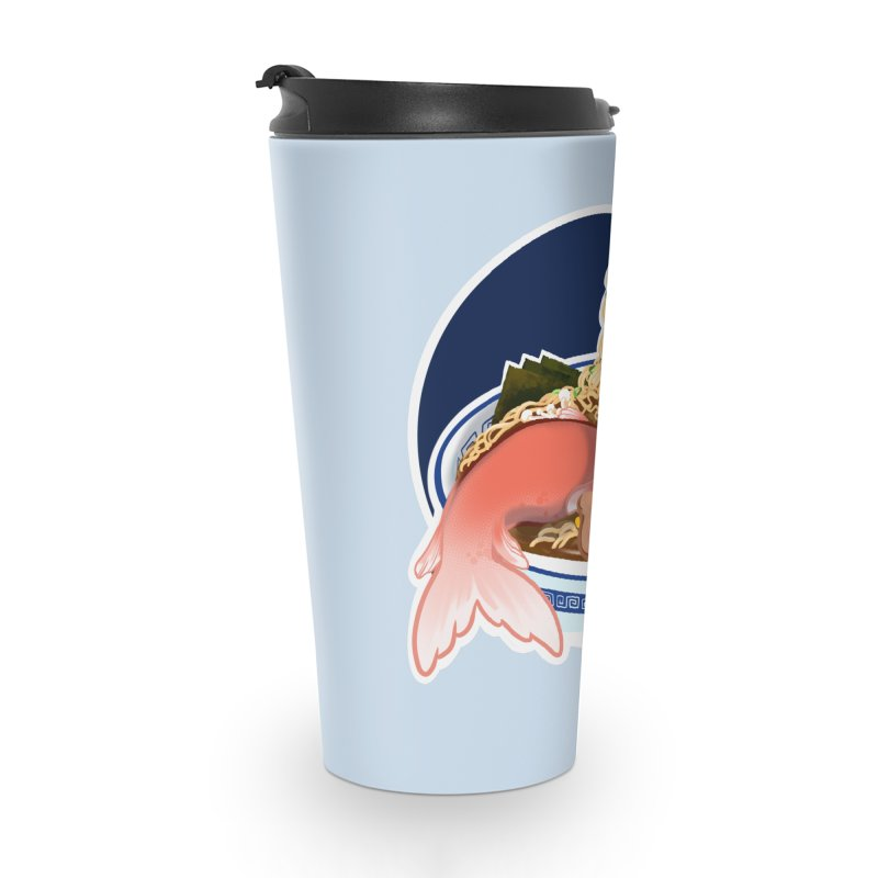Ramen mermaid Accessories Travel Mug by AnimeGravy